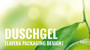 Packaging Design Lavera Body & Wellness (Werbeagentur Köln, BRANDIT)